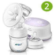 Philips Avent Pumpe für Muttermilch