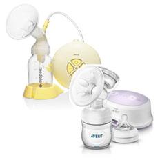 Elektrische Milchpumpen